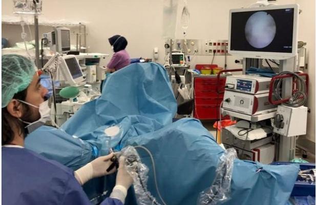 Adana Şehir Hastanesinde Lazerle Prostat Ameliyatı