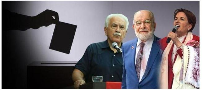 Karamollaoğlu ve Akşener 100 Bin İmzayı Geçti