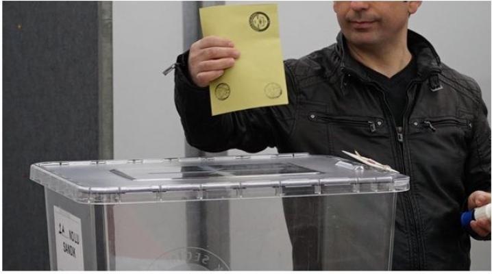Nasıl Oy Kullanacaksınız? 24 Haziran 2018  Seçimi