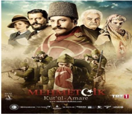 Mehmetçik Kûtulamâre Ekranlara Dönüyor