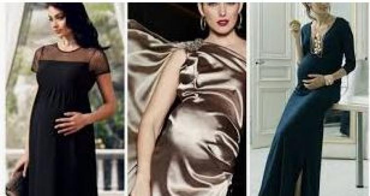 2019 Hamile Abiye Kıyafetleri
