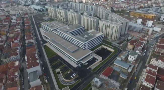 İstanbul Sancaktepe Şehir Hastanesi