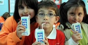 Çocuklar Sütü Daha Çok Sevecek