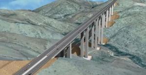 En Yüksek Ayaklı Köprü Konya'da Yapılıyor