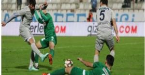 Adana Demirspor Son Dakikalarda Üzüldü